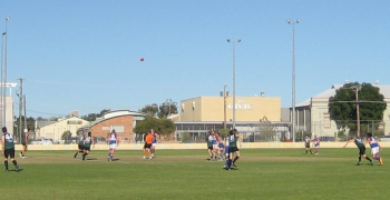 Opening bounce of round 4 2008, Gunnedah away
