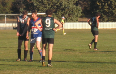Round 10 2008 Gunnedah at home photo two