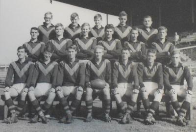 1963 UNE IV side, Sydney